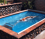 Our signature product, the Original Endless Pool is designed to fit just about anywhere, indoors or outside.
