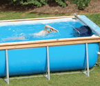 Simple, inexpensive, perfect for the kids, our Fastlane Pool is the ideal training pool to set up out back.