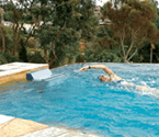 The Fastlane truly transforms your backyard pool from passive amusement to a center for lifelong health and entertainment.